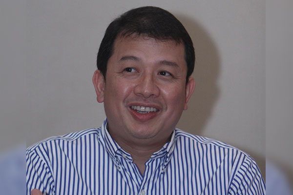 Aristotle Batuhan, new head of Bases Conversion and Development Authority