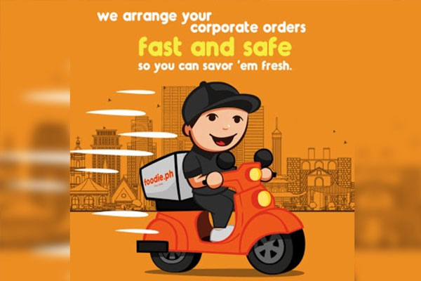 Corporate concierge delivery firm Foodie.ph is expanding operation to Metro Cebu as it sees rising demand for food delivery amid quarantine, said James Kodrowski, managing director, on Thursday (Nov. 26, 2020) / Foodie.ph
