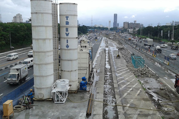 MRT-7 Construction